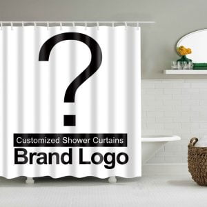 Design your own shower curtain 22429